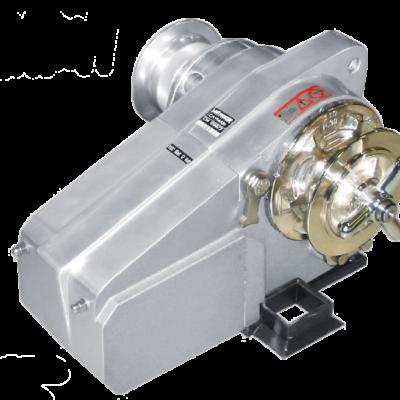 Lofrans windlasses Ankerlier verticaal  model Cayman 88  10mm  12V  1000W  met verhaalkop
