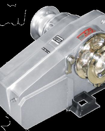 Lofrans windlasses Ankerlier verticaal  model Cayman 88  8mm  24V  1000W  met verhaalkop