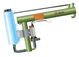 Martec Warmtewisselaar voor dieselmotor Yanmar 3HM (901-1119)