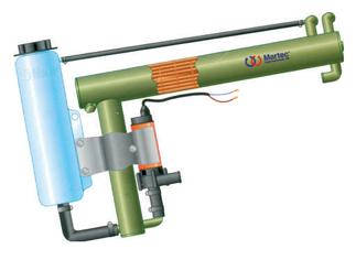 Martec Warmtewisselaar voor dieselmotor tot 40pk (wandmontage) (901-1902)