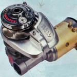 Master Winch Model Ve 1000 1000w/12v  zonder Verhaalkop