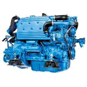Mini 74 Solé Scheepsmotor met TM93  2.77:1