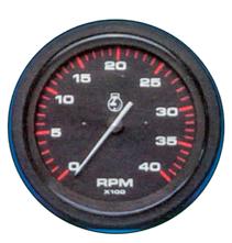 Oliedrukmeter 10 Bar Teleflex Amega Round