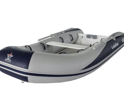 Opblaasboot LodeStar RIB 350 Open