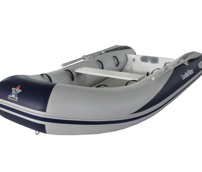 Opblaasboot LodeStar RIB 420 Open / Lang Staart