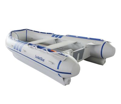 Opblaasboot LodeStar TriMAX 3D-V 340  Air Floor