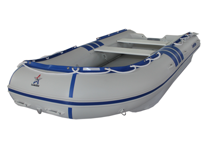 Opblaasboot LodeStar TriMAX 3D-V 430  Air Floor