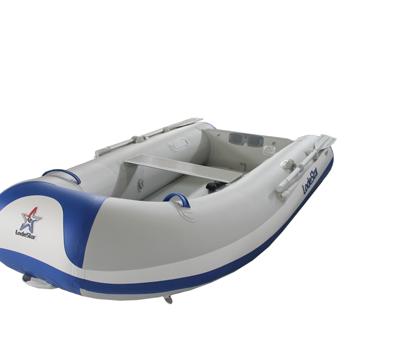 Opblaasboot LodeStar Ultra Light 250 Drop-Stitch Airfloor