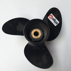 Outboard propeller type MBA 10 7/8 x 13