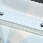 Overlooprail Aluminium  2mtr