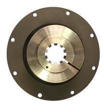 PSMC 20 Single Stage kunststof demperplaat 121.5mm 10T*