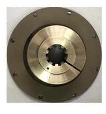PSMC 20 Single Stage kunststof  demperplaat 215.9mm 10T * SAE 6 1/2