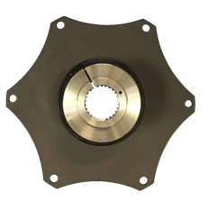PSMC 20 Single Stage kunststof  demperplaat 263.52mm 10T* SAE 8