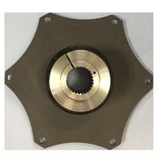 PSMC 20 Single Stage kunststof demperplaat 352.4mm 10T*SAE 11 1/2