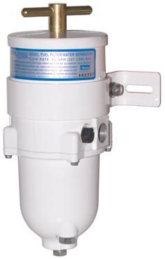 Racor Marine Turbine Filters CE-gekeurd (ISO 11088 & 10088)