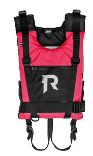 Regatta Action Explorer junior lichtgewicht allround watersportvest 25-40kg  roze