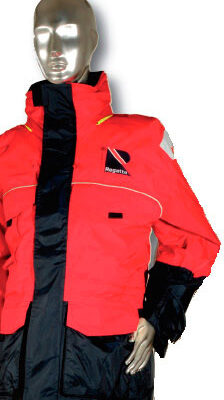 Regatta Harbour 909 Jacket L navy-rood