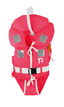 Regatta Soft Pink kinder-reddingsvest