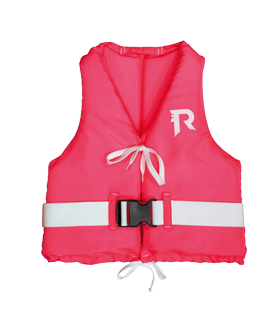 Regatta Pop junior lichtgewicht allround watersportvest 25-40kg roze (CE ISO 12402-5 50N)