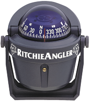 Ritchie Kompas model Explorer RA-91  12V  beugelkompas  roos Ø69 9mm / 5º  Ritchie angler