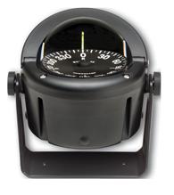 Ritchie Kompas model Helmsman HB-740 12V beugelkompas roos Ø93 5mm / 5º zwart