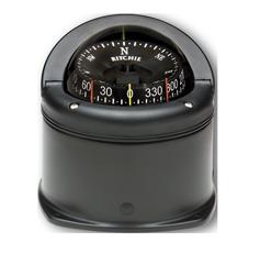Ritchie Kompas model Helmsman HD-745 12V opbouwkompas roos Ø93 5mm / 5º zwart
