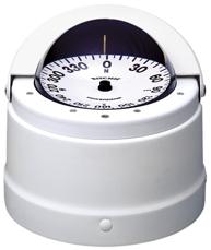 Ritchie Kompas model Navigator DNW-200  opbouwkompas  12V  roos Ø114 3mm / 5º  wit