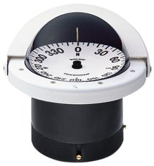 Ritchie Kompas model Navigator FNW-201  inbouwkompas  12V  roos Ø114 3mm / 5º  wit