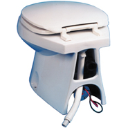 Scheepstoilet Electrisch 24v. Vacuum