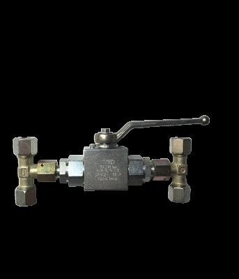 SeaStar By-Passkit 10mm met hogedruk kraan