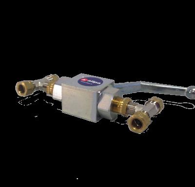 SeaStar By-Passkit 3/8 met hogedruk kraan