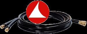 SeaStar Pro slangenset 2' (HO6902)