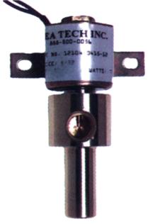 SeaTech Quick-connect elektrische Klep  met insteek pijp (Ø15mm) & 1/4 aansluiting  12V/7W  Ø15mm