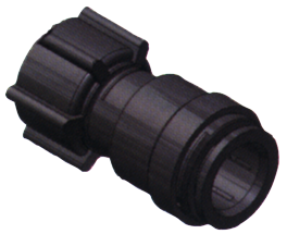 SeaTech Quick-connect verbindingsstuk  Ø15mm x 1/2 NPS  binnendraad wartel