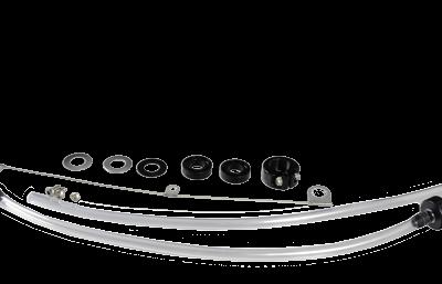 Seastar Tournament Hardware Kit Single Engine Single Cylinder