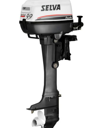 Selva BB-motor Piranha Sail 4-Takt Type E.ST.XL.  9 9PK  Elektrostart