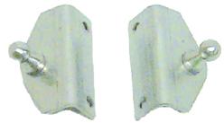 Sierra Nautalift  RVS 90° houder met 10mm-kogelaansluiting  breedte 2 (51mm)  liphoogte 16 5mm