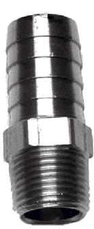Sierra Slangaansluiting  1/4 NPT x 5/16 (8mm)