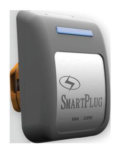SmartPlug Contactdoos 16A  grijs