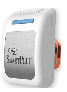 SmartPlug Contactdoos 16A  wit