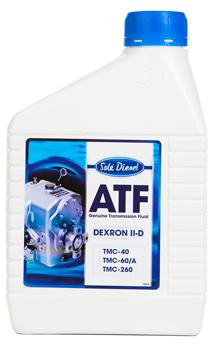 Solé ATF-olie  container 1l  Dexron II-D  voor mechanische keerkoppelingen TMC-serie