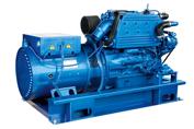Solé Scheepsgenerator Mini 17  8 0kVA-6 4kW  3-fase  3000 omw./min