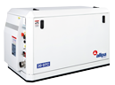 Solé Scheepsgenerator Mini 33 model 10 GSC  9 4kVA-9 4kW  1-fase  1500 omw./min