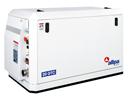 Solé Scheepsgenerator Mini 44 model 14 GSC  13 8kVA-13 8kW  1-fase  1500 omw./min