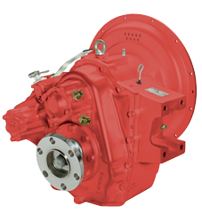 Technodrive hydraulische Keerkoppeling TM265A Red.1.44:1
