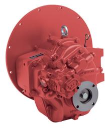 Technodrive hydraulische keerkoppeling TM170 Red.2 94:1