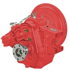Technodrive hydraulische keerkoppeling TM265 Red. 1.50:1