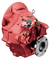 Technodrive hydraulische keerkoppeling TM345