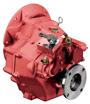 Technodrive hydraulische keerkoppeling TM345 R=2.00:1