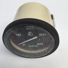Toeren-/urenteller 4000 Rpm Diesel  Teleflex Amega
